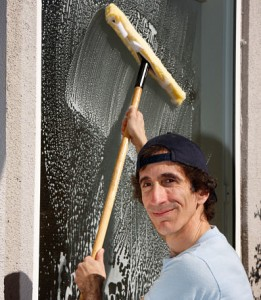 start a window washing business